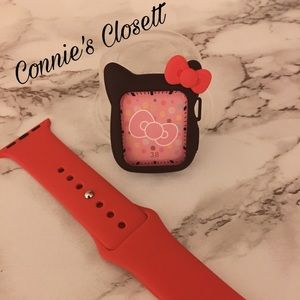 Hello Kitty Watch face and Band for Apple ⌚️